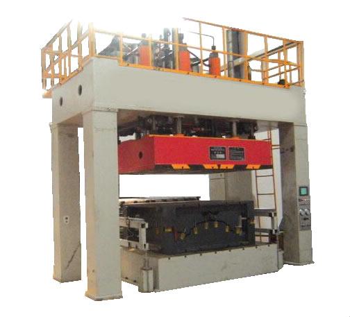 Y27-框架式单动薄板拉伸液压机